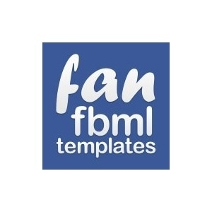 Fan FBML Templates promo codes