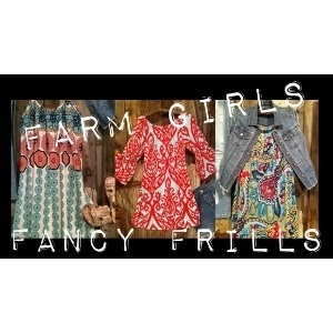 Farm Girls Fancy Frills