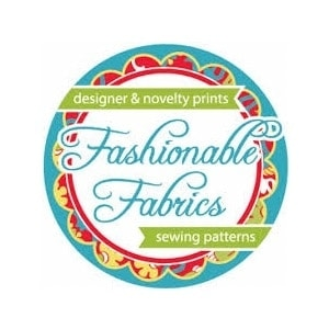 Fashionable Fabrics promo codes