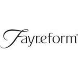 Fayreform promo codes