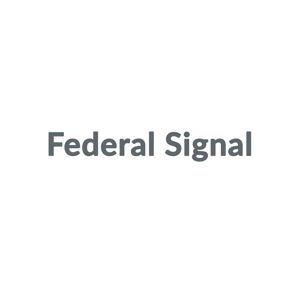 Federal Signal promo codes