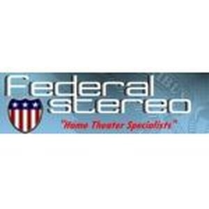 Federal Stereo promo codes