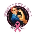 Fight Like a Girl Shirts