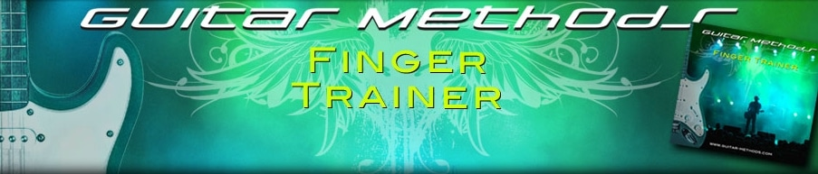 Guitar Methods: Finger Trainer