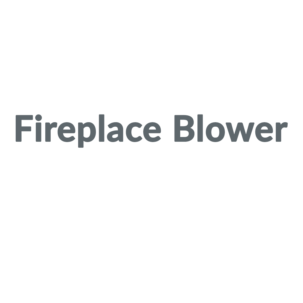 Shop Fireplace Blower