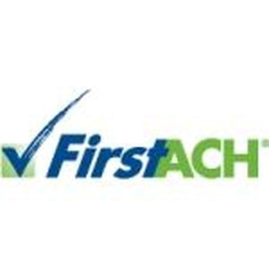 First ACH coupon codes