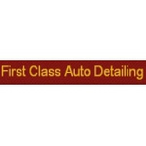First Class Auto Detailing promo codes