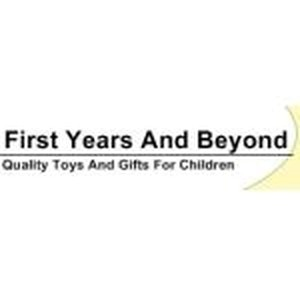 First Years and Beyond promo codes