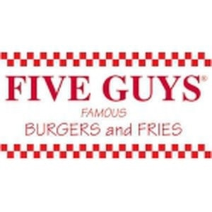graphic regarding Five Guys Printable Menu named Coupon for 5 adult males burgers and fries / Tbdress cost-free