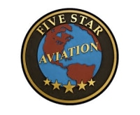 Five Star Aviation promo codes