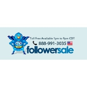 FollowerSale promo codes