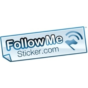 FollowMeSticker.com