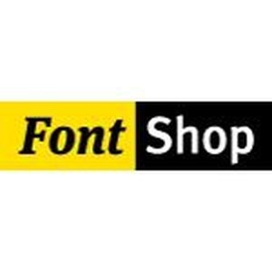 FontShop coupon codes