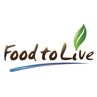 Food To Live promo codes