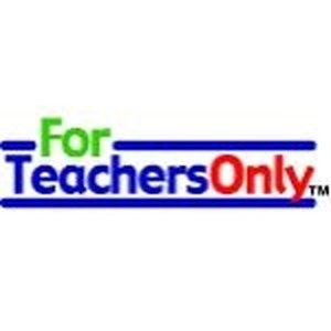 For Teachers Only promo codes