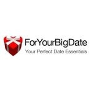 For Your Big Date promo codes