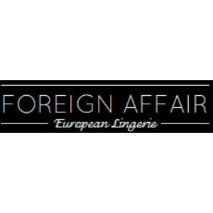 Foreign Affair Lingerie promo codes