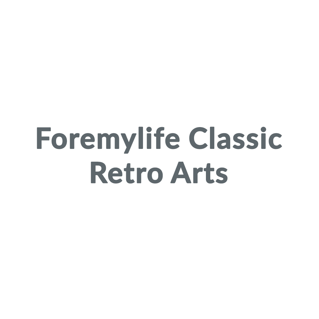 Foremylife Classic Retro Arts promo codes
