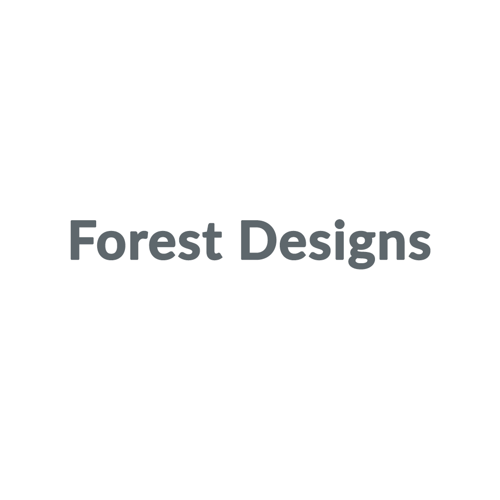 Forest Designs promo codes