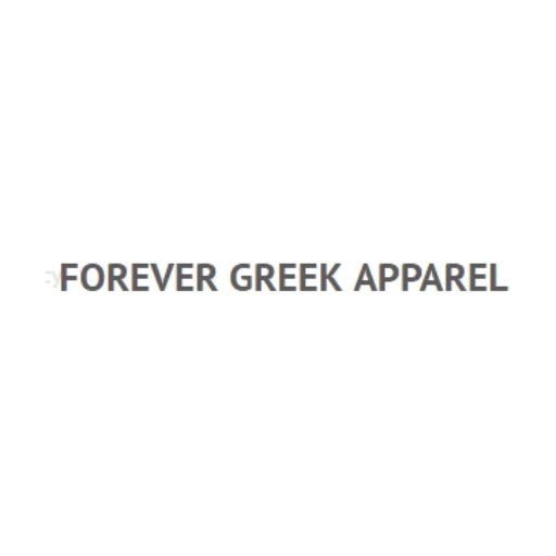 50% Off Forever Greek Apparel Coupon Code (Verified Aug '19