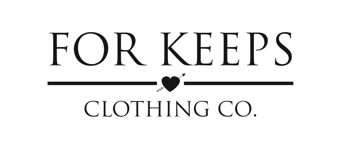 For Keeps Clothing Co. promo codes