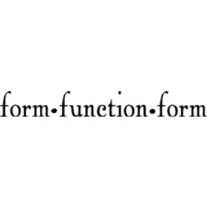 form•function•form