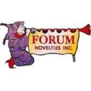 Forum Novelties Inc. promo codes