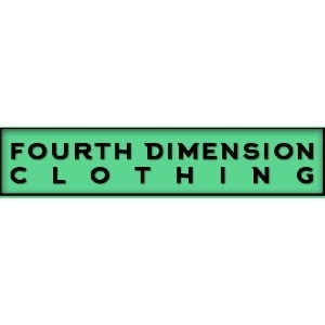 Fourth Dimension Clothing promo codes