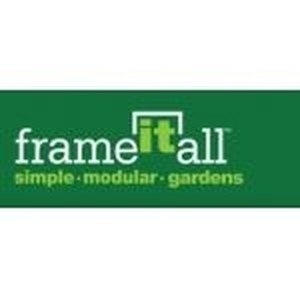 Frame-It-All Garden Coupons