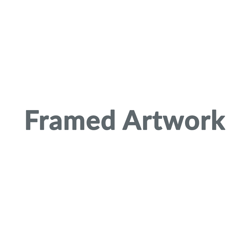 Framed Artwork promo codes