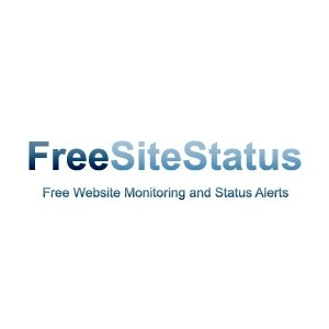FreeSiteStatus.com promo codes