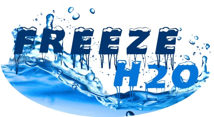 Freeze H2O promo codes