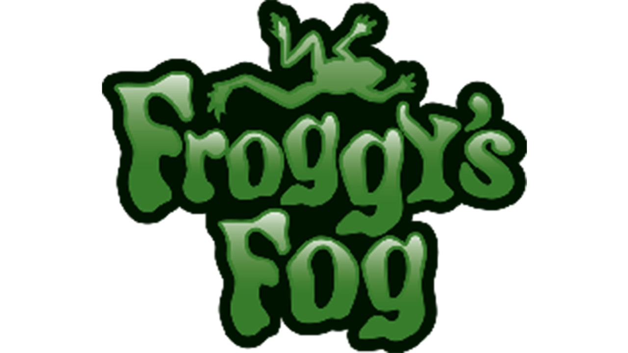 Froggys Fog influencer marketing campaign