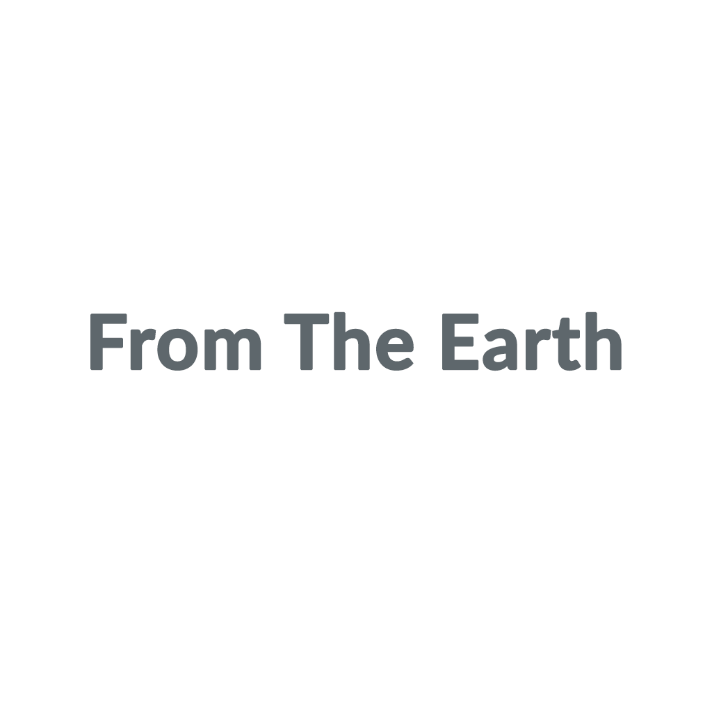 From The Earth promo codes
