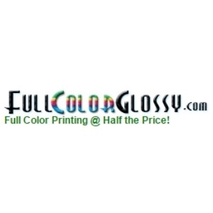 Full Color Glossy promo codes