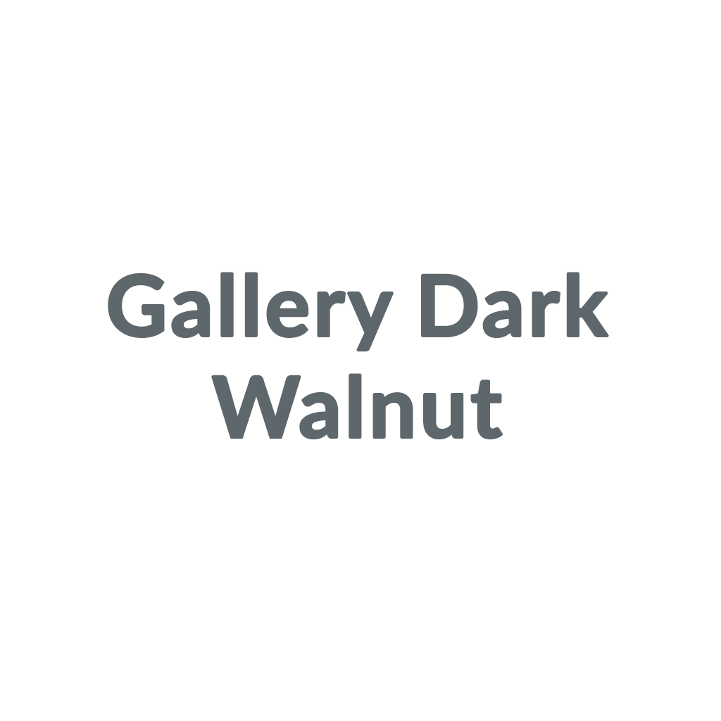Gallery Dark Walnut