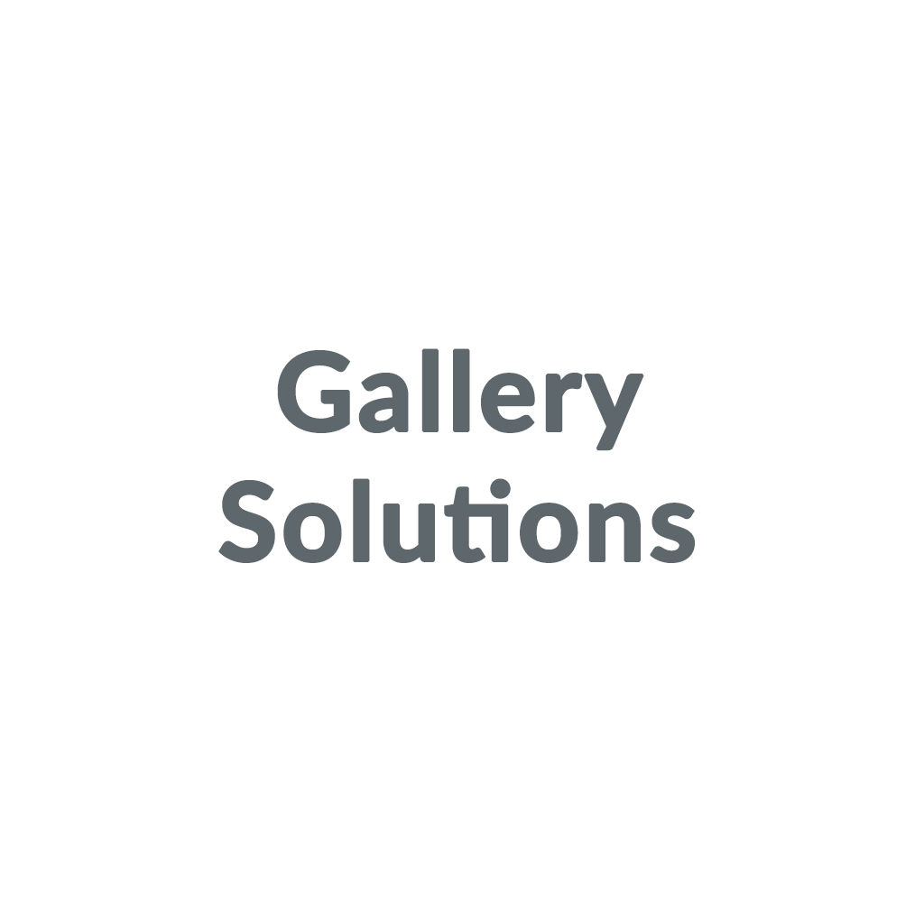 Shop Gallery Solutions