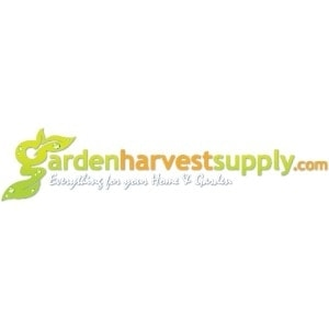 Garden Harvest Supply promo codes