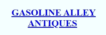 Gasoline Alley Antique promo codes