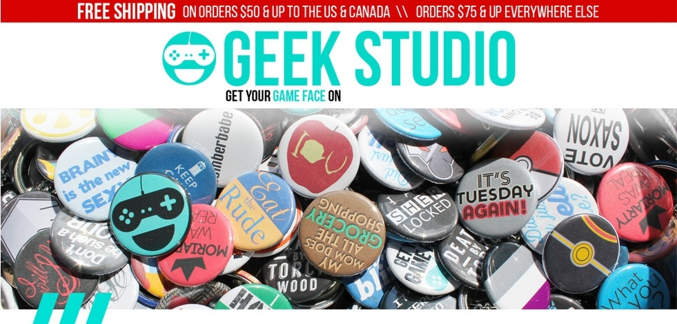 Geek Studio promo codes