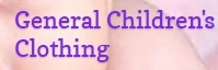 General Children's Clothing promo codes