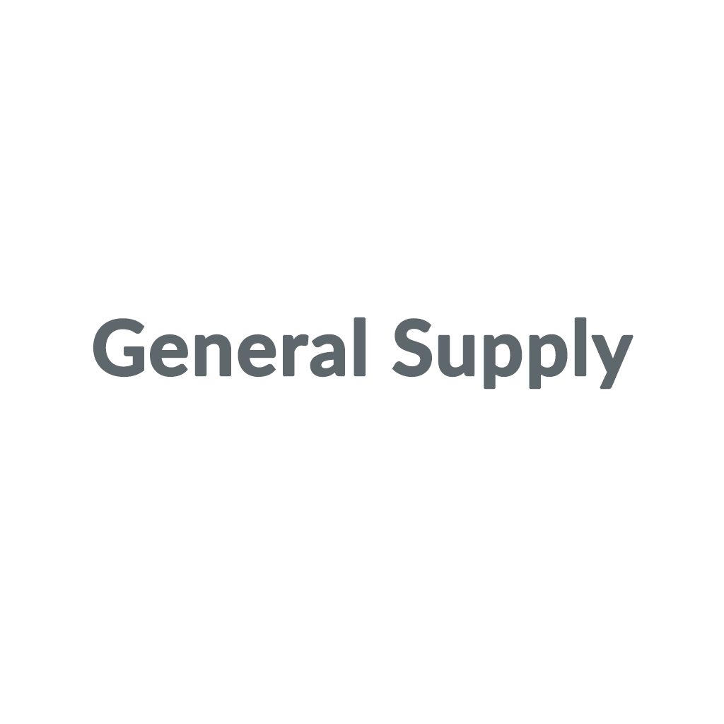 General Supply promo codes