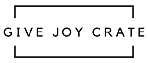 GIVE JOY Crate