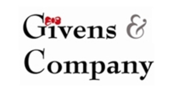 50% Off Givens and Company Coupon + 2 Verified Discount