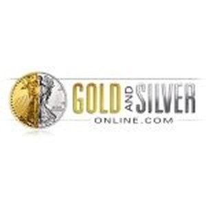 Gold and Silver Online logo