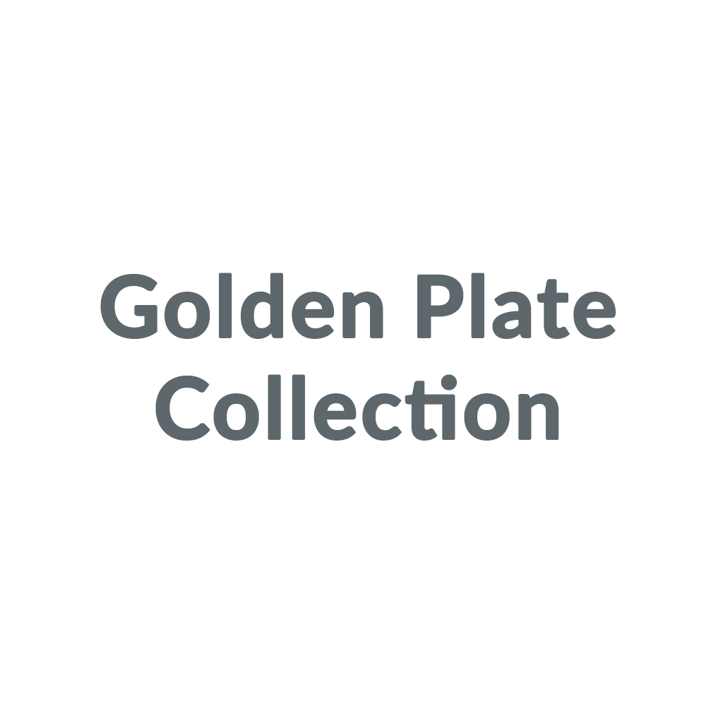 Golden Plate Collection promo codes