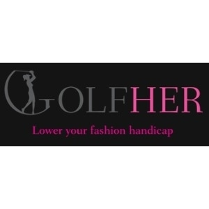GolfHER promo codes