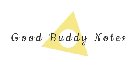 Good Buddy Notes promo codes