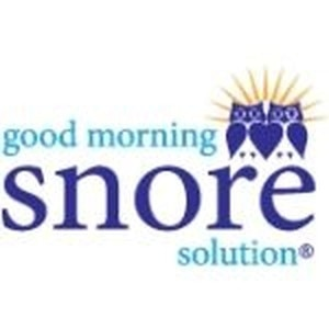 Shop goodmorningsnoresolution.com