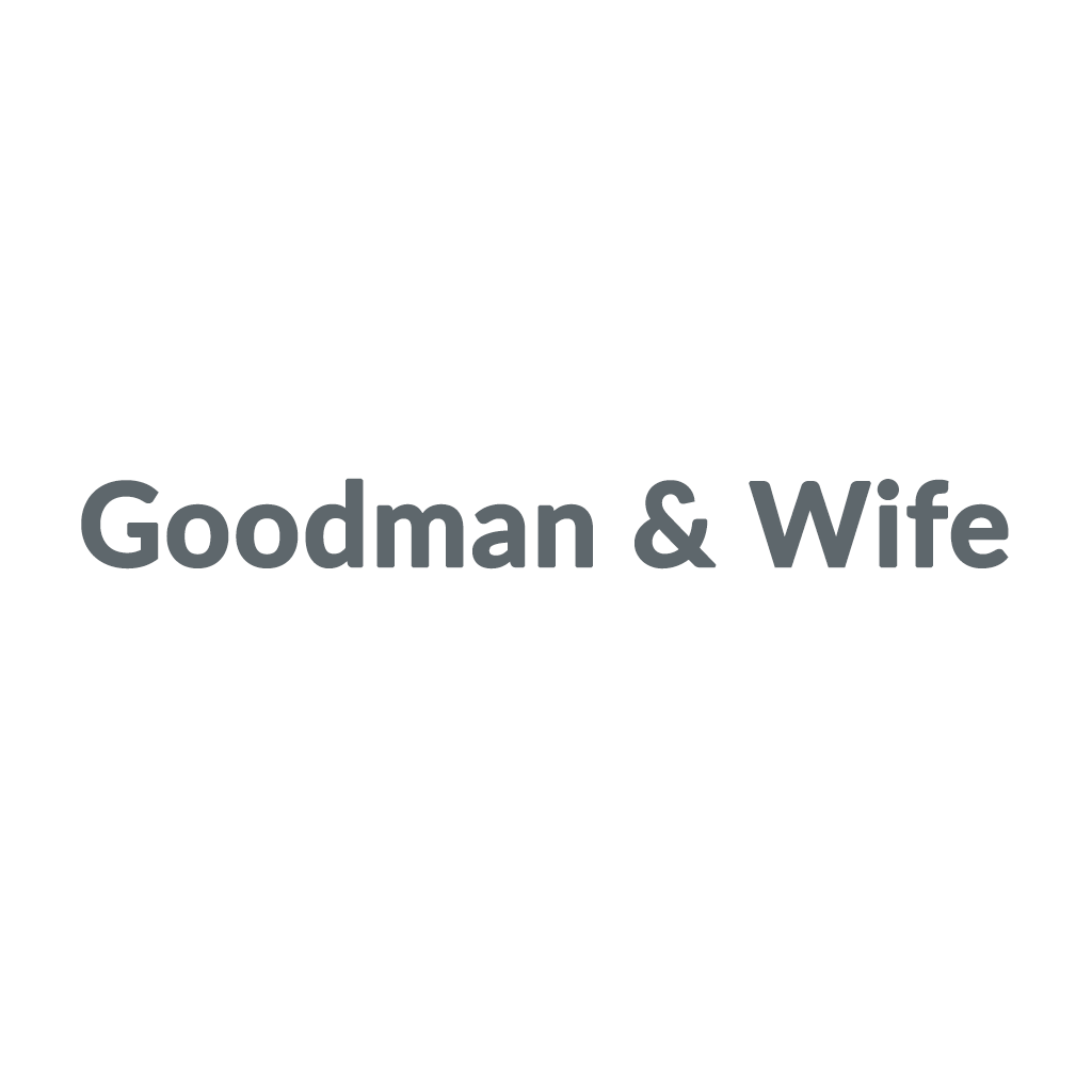 Shop Goodman & Wife